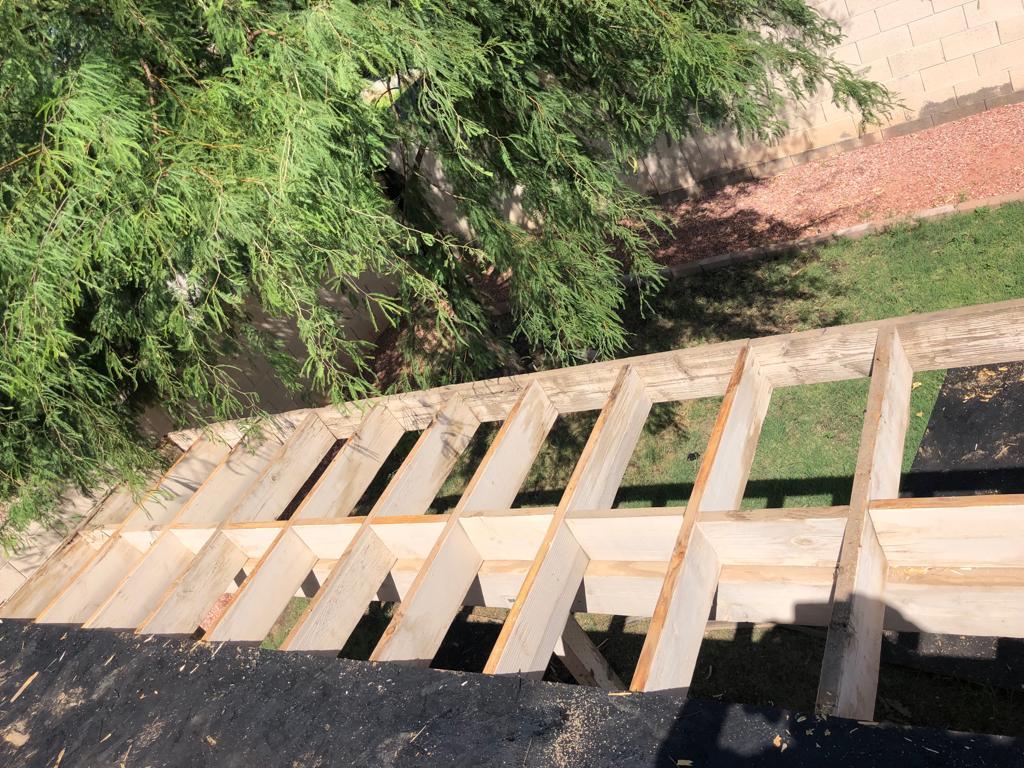 Awning Roof Repair