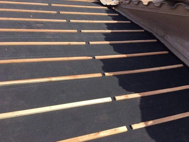 Roof Repairing in Mesa