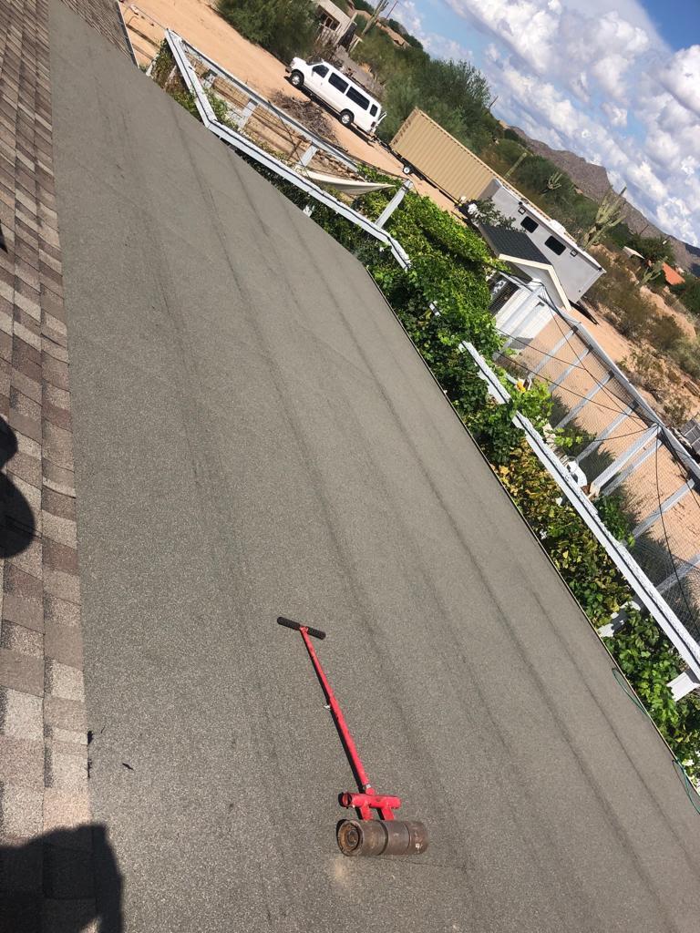 Roof Repair In Gilbert Az