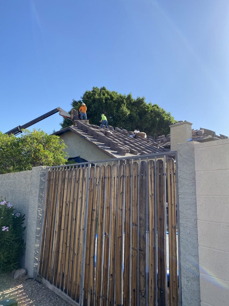 Roofing Services in Chandler